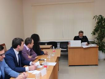 Адвокаты Астраханской области провели тренинг в форме судебного процесса с участием присяжных заседателей