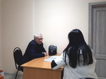 Работа Центра бесплатной юридической помощи при АПАО остается востребованной гражданами