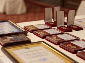 Торжественный прием Адвокатской палаты Астраханской области в честь Дня российской адвокатуры