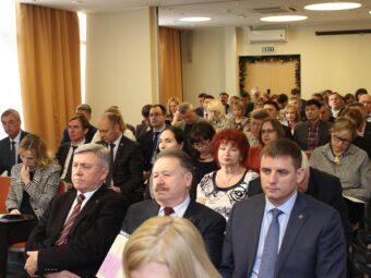 В Адвокатской палате Астраханской области состоялась отчетная Конференция адвокатов региона